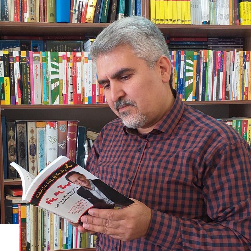 دکتر اکبر عباسی مدرس دوره کتاب نویسی