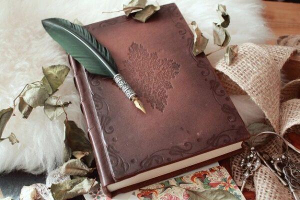 صفحه آرایی کتب قدیمی